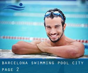 Barcelona Swimming Pool (City) - page 2