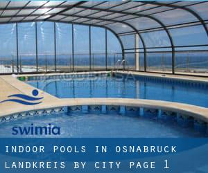 Indoor Pools in Osnabrück Landkreis by City - page 1