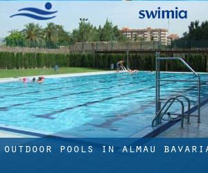 Outdoor Pools in Almau (Bavaria)