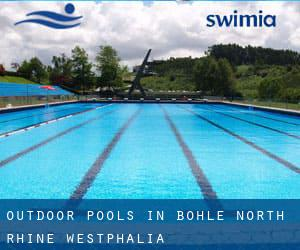 Outdoor Pools in Bohle (North Rhine-Westphalia)