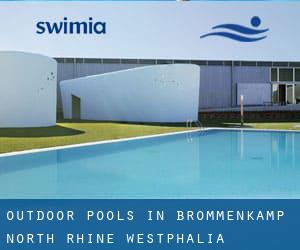 Outdoor Pools in Brömmenkamp (North Rhine-Westphalia)