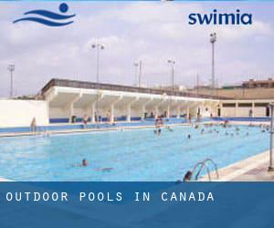 Outdoor Pools in Canada