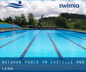Outdoor Pools in Castille and León