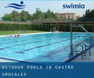 Outdoor Pools in Castro Urdiales