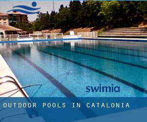 Outdoor Pools in Catalonia