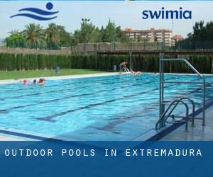 Outdoor Pools in Extremadura
