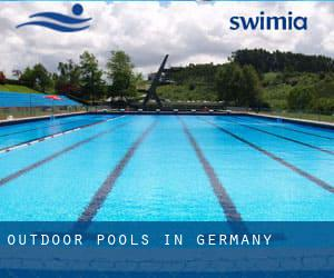 Outdoor Pools in Germany
