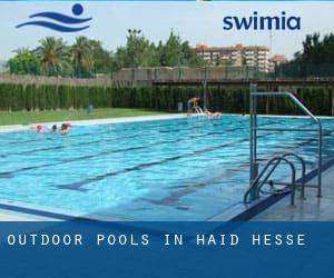 Outdoor Pools in Haid (Hesse)