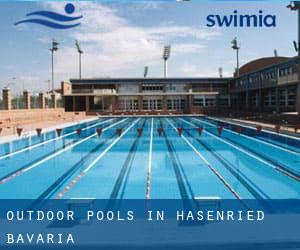 Outdoor Pools in Hasenried (Bavaria)