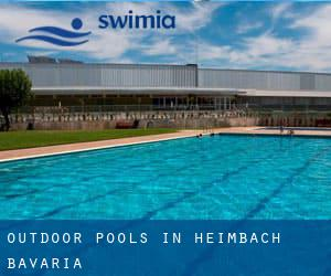 Outdoor Pools in Heimbach (Bavaria)