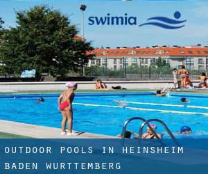 Outdoor Pools in Heinsheim (Baden-Württemberg)