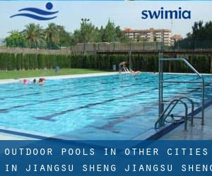 Outdoor Pools in Other Cities in Jiangsu Sheng (Jiangsu Sheng)
