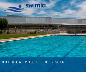 Outdoor Pools in Spain