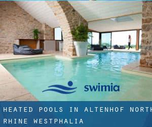 Heated Pools in Altenhof (North Rhine-Westphalia)