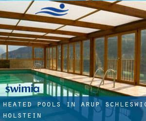 Heated Pools in Arup (Schleswig-Holstein)