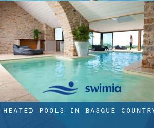 Heated Pools in Basque Country