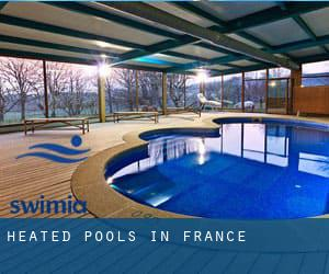 Heated Pools in France