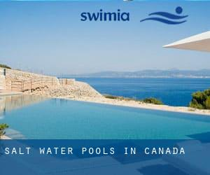 Salt Water Pools in Canada