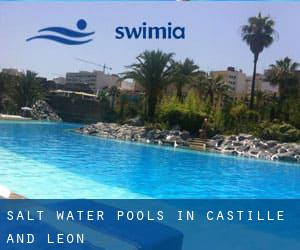 Salt Water Pools in Castille and León