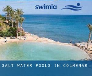Salt Water Pools in Colmenar