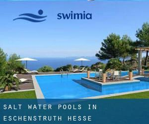 Salt Water Pools in Eschenstruth (Hesse)