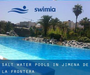 Salt Water Pools in Jimena de la Frontera