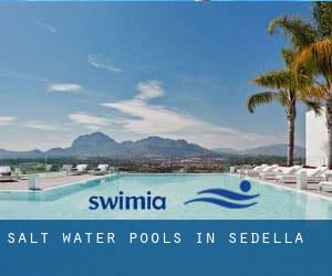 Salt Water Pools in Sedella