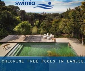Chlorine Free Pools in Lanusei