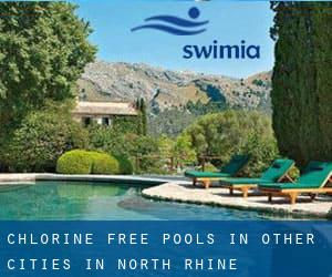 Chlorine Free Pools in Other Cities in North Rhine-Westphalia by County Seat - page 1 (North Rhine-Westphalia)