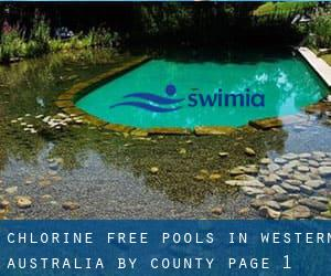 Chlorine Free Pools in Western Australia by County - page 1