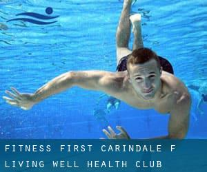 Fitness First Carindale (f. Living Well Health Club)
