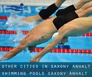 Other cities in Saxony-Anhalt Swimming Pools (Saxony-Anhalt)