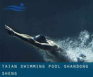 Tai'an Swimming Pool (Shandong Sheng)